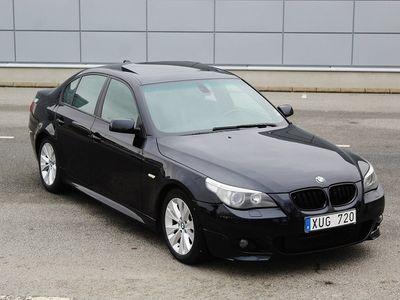 begagnad BMW 525 i Sedan Automat M-Sport 218hk Taklucka