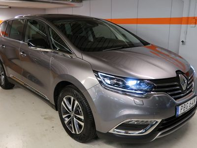begagnad Renault Espace 1.6 dCi EDC Euro 6 7-sits 160hk