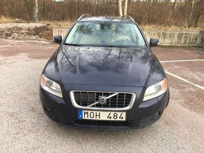 begagnad Volvo V70 AWD summum (185hk)