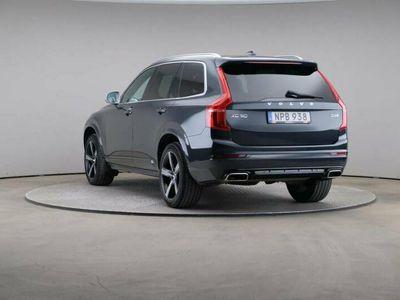 begagnad Volvo XC90 D4 R-Design 5-Seat Aut