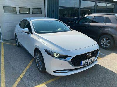 begagnad Mazda 3 Sedan 2.0 COSMO X 180HKR SKYACTIVE
