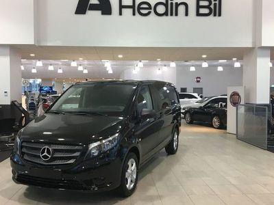 begagnad Mercedes Vito 116 CDI SKÅP LÅNG AUTOMAT DUBBLA SKJUTDÖRRAR