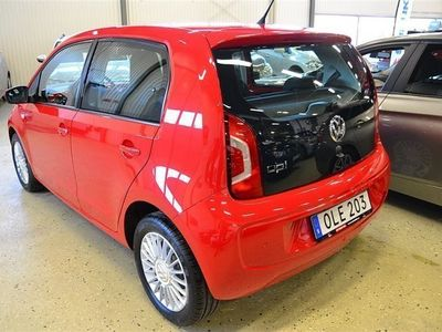 begagnad VW up! 1,0 5d inkl V-hjul