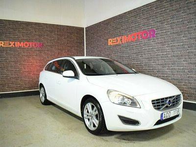 begagnad Volvo V60 2.0T Momentum 203hk Besiktad
