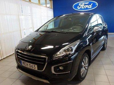 begagnad Peugeot 3008 1.6 BlueHDi 120hk Allure Automat
