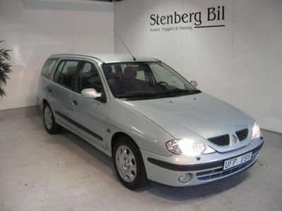 begagnad Renault Mégane 1,6 16v 2003
