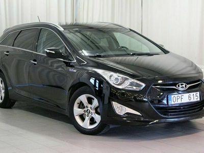 begagnad Hyundai i40 1.7 CRDi 136hk Kombi Vhjul BT ACC