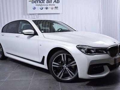 begagnad BMW 730 d xDrive M-sport/ Nypris: 1 201.750:-