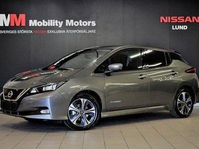 begagnad Nissan Leaf 40 kWh Tekna **Serviceavtal ingår** 2000mil