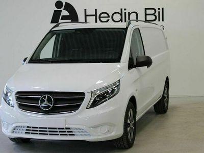 begagnad Mercedes Vito - Benz116 CDI SKÅP LÅNG START (HEDIN EDITION)