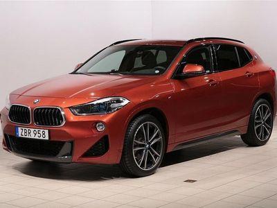 begagnad BMW X2 sDrive 20i / M Sport / Navi / Hi-Fi / Head-Up