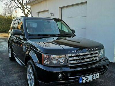 begagnad Land Rover Range Rover LS