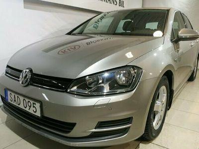 begagnad VW Golf 1.6 TDI 2015, Halvkombi Pris 114 000 kr