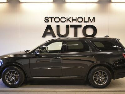 begagnad Dodge Durango 5.7 V8 HEMI / RT / AWD / GPS / Taklucka / 7-sits