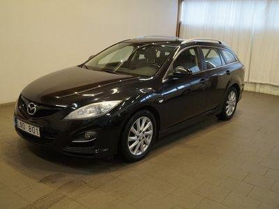 begagnad Mazda 6 6 2.2 DMÅNADER GARANTI
