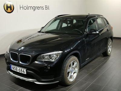 begagnad BMW X1 xDrive20d Aut