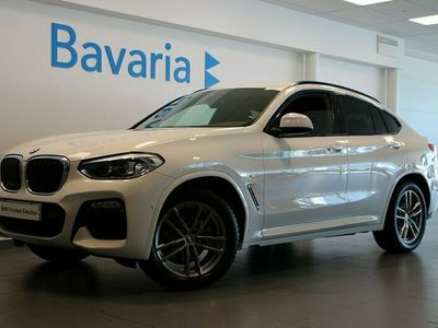 begagnad BMW X4 20d xDrive Aut M-Sport Nypris 601.600:-