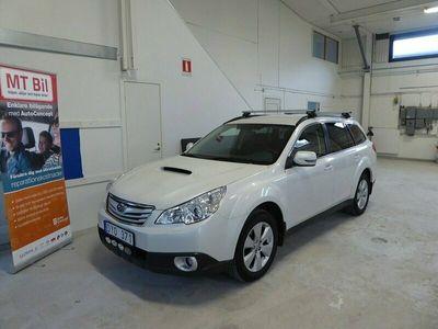 begagnad Subaru Outback 2.0 4WD 150hk Drag