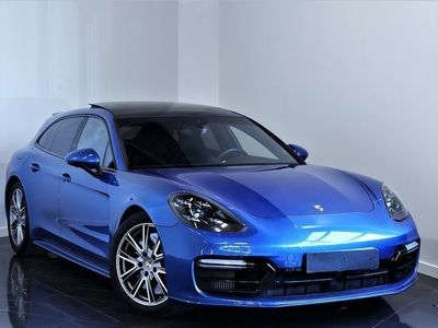 begagnad Porsche Panamera Turbo SPORT TURISMO SVENSK