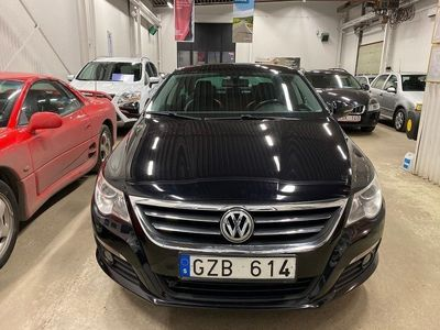 begagnad VW CC 2.0 TDI 4Motion DSG Sekventiell Highline 170hk