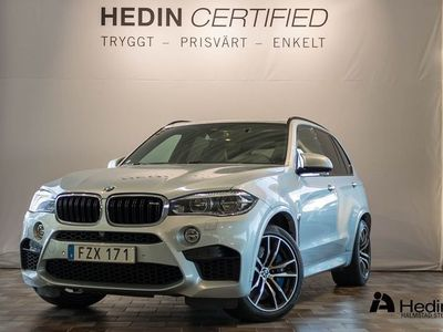 begagnad BMW X5 M Steptronic 575hk