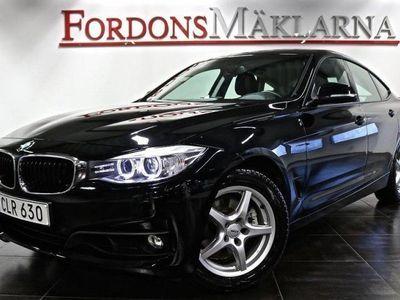 gebraucht BMW 330 d gt 1-ägare leasbar aut drag 258hk -14