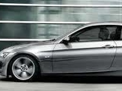 begagnad BMW 320 3-serien i coupe 2008