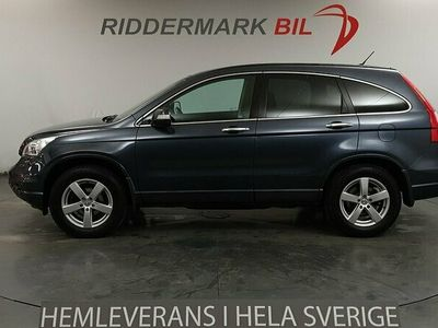 begagnad Honda CR-V 2.2 4WD Nybes Skinn Pano Dragkrok 2011, SUV Pris 94 800 kr