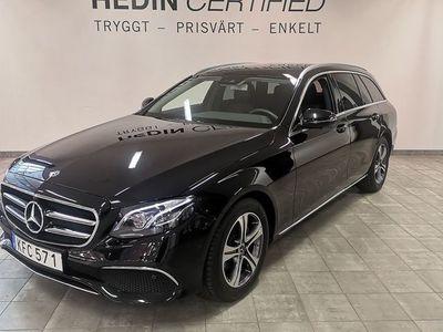 begagnad Mercedes E200 E 200 9G-Tronic