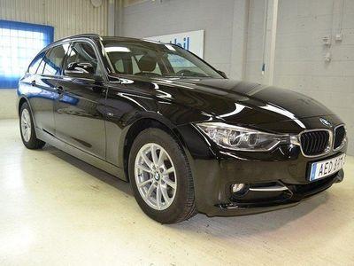 begagnad BMW 320 d xDrive Touring Sportline 184hk