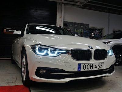 begagnad BMW 320 d Sport line LCI Advantage Edition 190hk