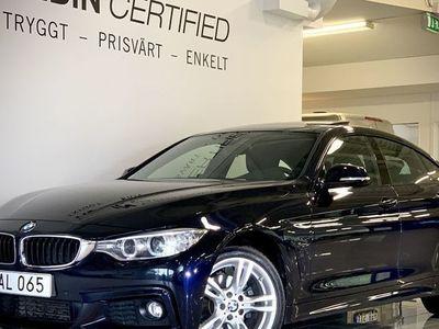 begagnad BMW 420 D XDRIVE Nav Drag Taklucka 190hk