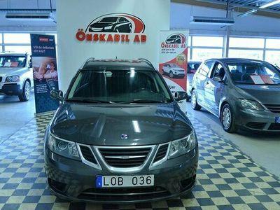 begagnad Saab 9-3 SportCombi 1.8t BioPower Automat Linear 2011, Kombi Pris 49 900 kr