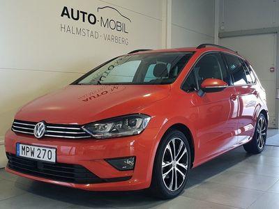 begagnad VW Golf Sportsvan  VW