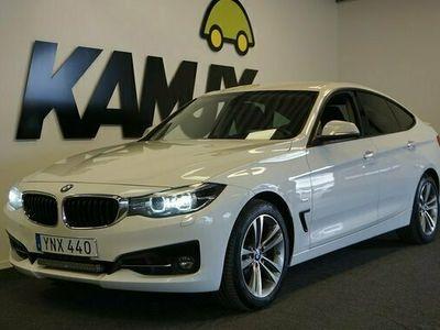 begagnad BMW 214 320 d xDrive GT Sportline | Navi | 2018, Halvkombi Pris800 kr