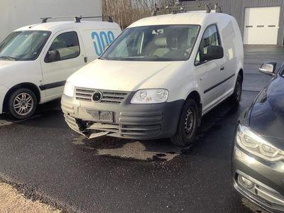 begagnad VW Caddy 1.9 TDI Skåp