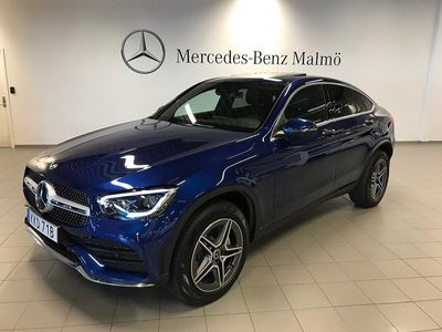 begagnad Mercedes GLC300 E 4-M TJÄNSTEBIL