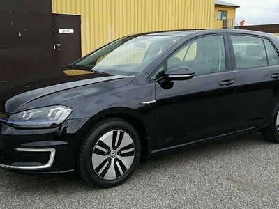 begagnad VW Golf Plus E-Golf 24.2kWh Comfort Plus GPS 2017, Halvkombi Pris 239 000 kr