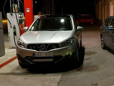 begagnad Nissan Qashqai +2 J10