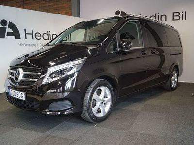 begagnad Mercedes 220 V-KLASSd 7G-Tronic Plus Euro 6 7-sits 163hk