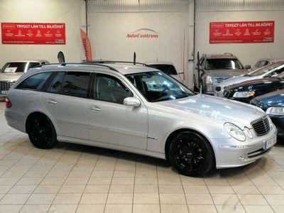 begagnad Mercedes E240 5G-Tronic 177hk 0:- KR Kontantinsats