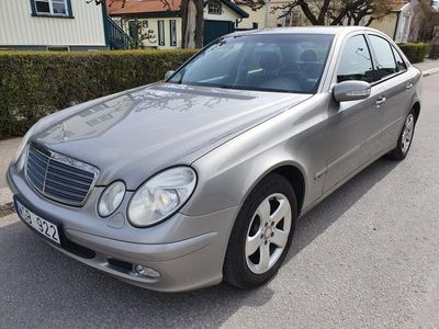 begagnad Mercedes E240 AutomatSkattadNybesiktad