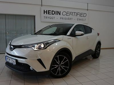 gebraucht Toyota C-HR 1.8 Executive Drag Motorvärmare