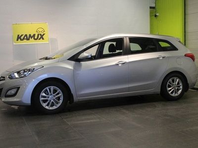 begagnad Hyundai i30 1,6 CRDI KOMBI BUSINESS 2014, Kombi 124 800 kr