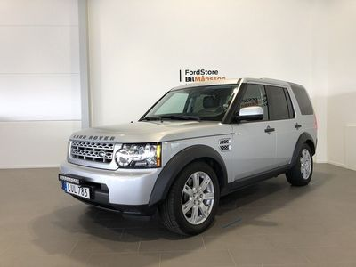 begagnad Land Rover Discovery 3.0 TDV6 4WD Automat HSE 7-sits 211hk