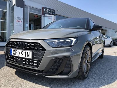 used Audi A1 35 TFSI 150HK S-tronic Edition One