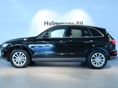brugt Audi Q5 2.0 Tdi, Aut 190hk Quattro, Värmare, Sports Ed.