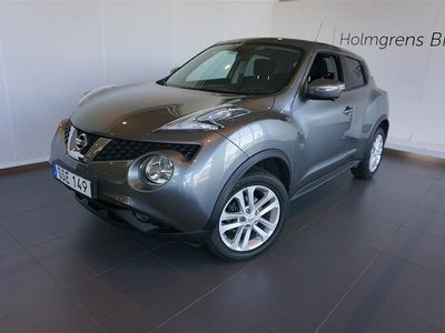begagnad Nissan Juke 1.6 Aut N-Connecta Navi Backkamera