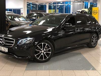 begagnad Mercedes E220 MB Certified