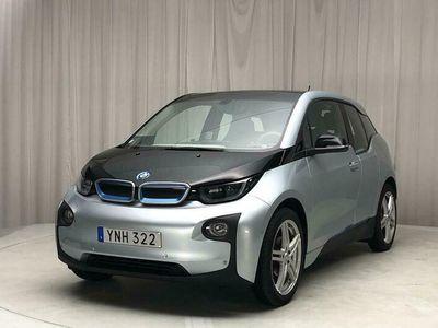 begagnad BMW i3 REX 94Ah, I01